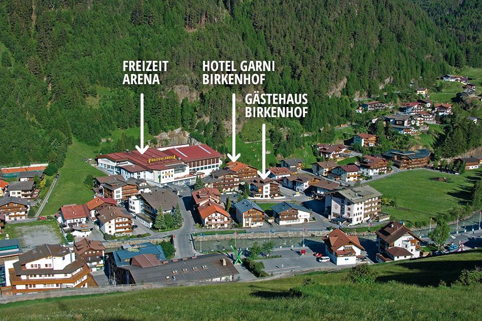 Hotel Garni Das Zentrum Solden